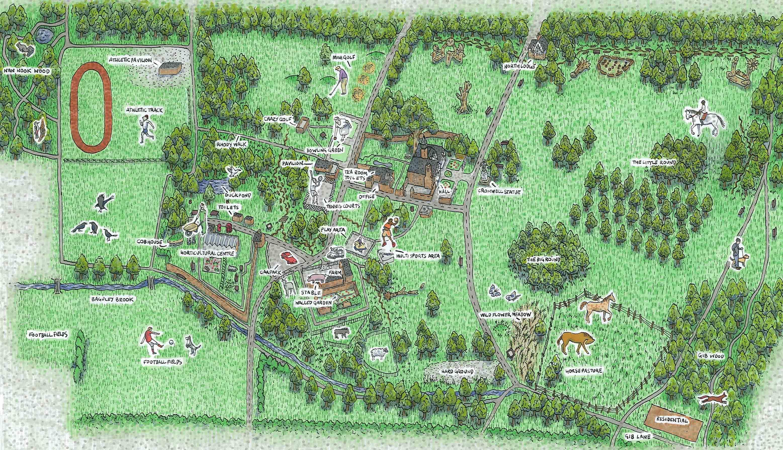Wythenshawe Park Orienteering